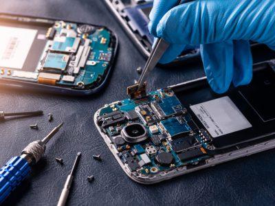iPhone scherm repareren